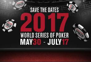 WSOP: addio November Nine, Campione del Mondo a luglio