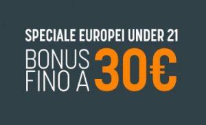 Bonus scommesse Benvenuto Sport SNAI