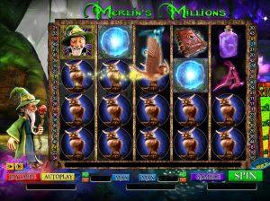 Merlin's Millions slot gratis recensione