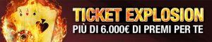 Poker online: Gioco Digitale ticket gratis e classifica cash