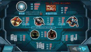 Iron Man 3 slot machine gratis recensione