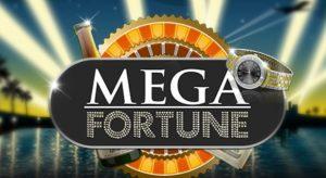 Mega Fortune slot gratis: come giocare