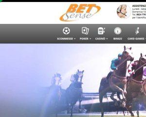 BetSense: scommesse sportive online e streaming