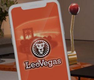 LeoVegas Bonus scommesse Mobile Race