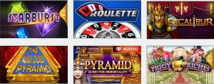 Bonus slot machine NetBet Casino
